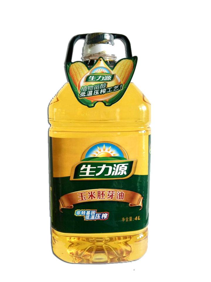 4L玉米胚芽油